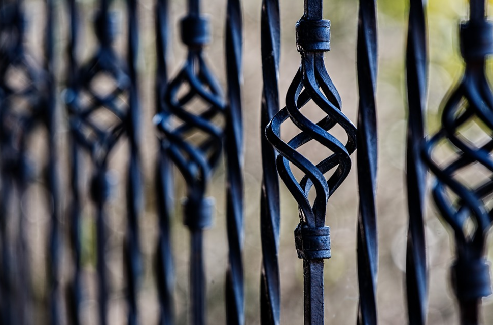 An image of North Park fence.