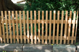 this is an image of fence installation in dpring valley